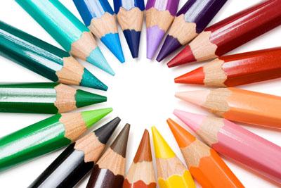 Color Wheel Pencil for Blog 400