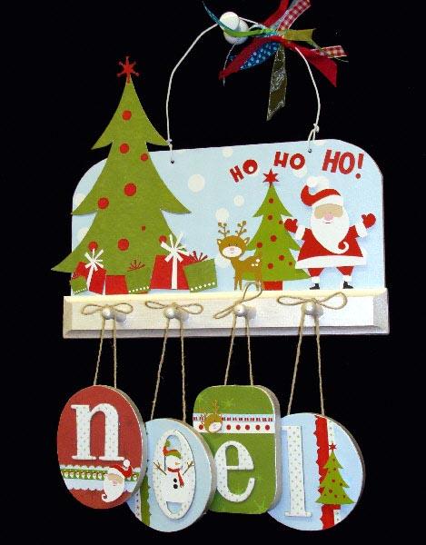 SW Noel Holiday Decor TS