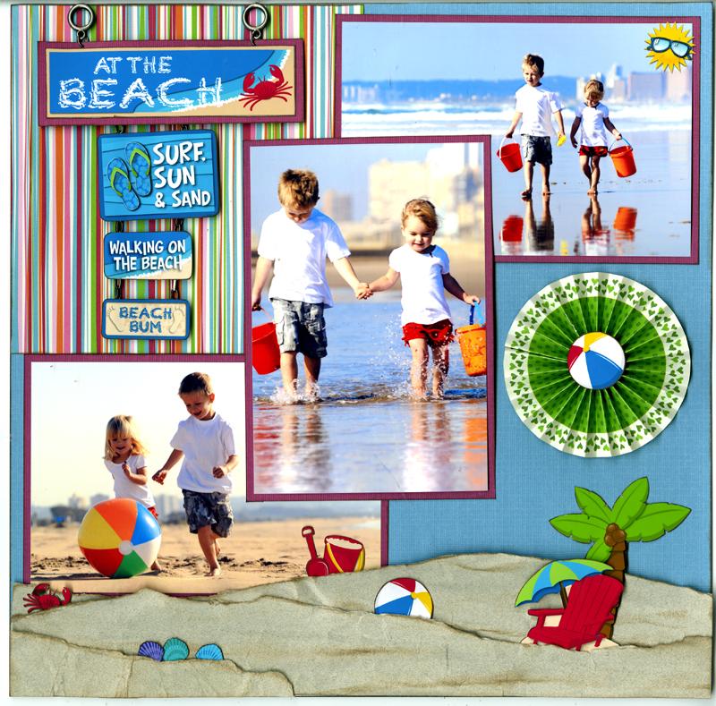 Beach BK 800