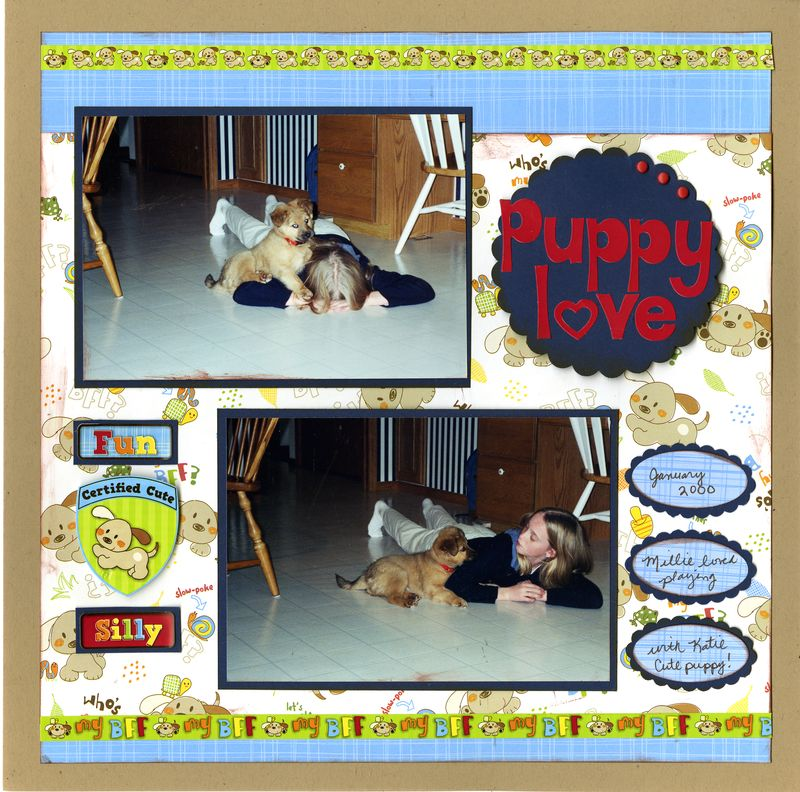 Cindy N. Dog 2 Layout