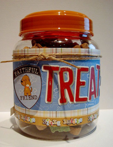 Treat Jar a