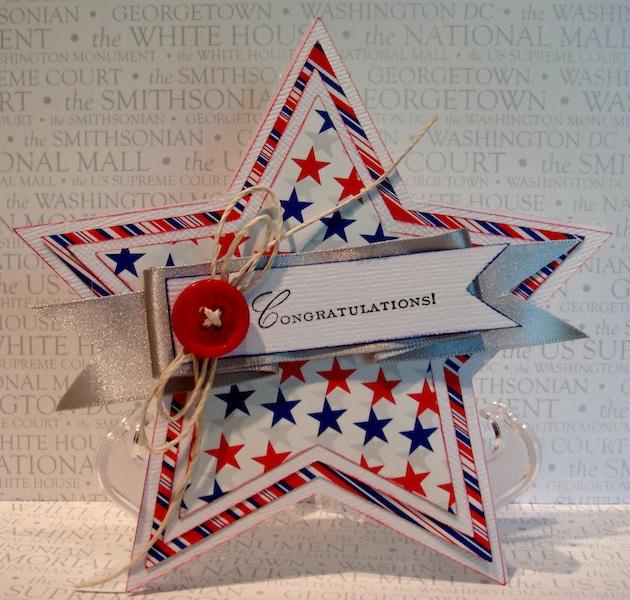 Patriotic Congrats