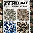 CAMOUFLAGED