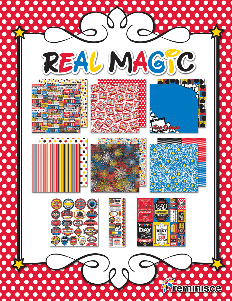REAL MAGIC AD SLICK 800